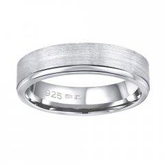 Stříbrný snubní prsten MADEIRA