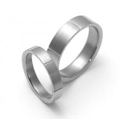 Titanové snubní prsteny STT1000 - pár