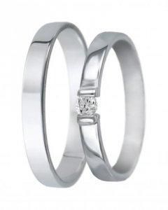 Snubní prsten U 8