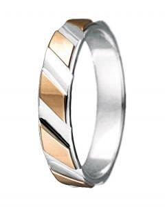 Snubní prsten Viola 14/L