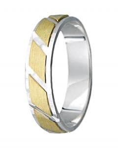 Snubní prsten Viola 15