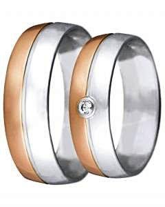 Snubní prsten Viola 23