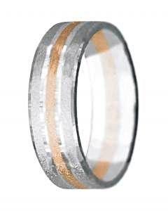 Snubní prsten Viola 4