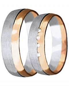 Snubní prsten Viola 6