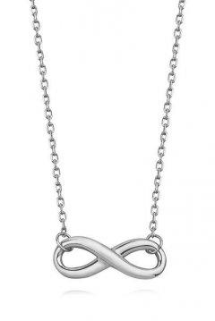 Stříbrný náhrdelník Infinity 17 mm